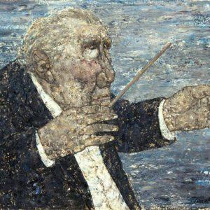 Galerie | Le chef d'orchestre, 1976