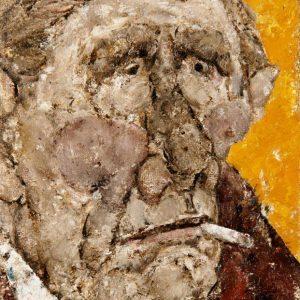 Galerie | Portrait d'homme parisien-2, 1980